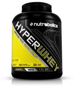 Nutrabolics HyperWhey 2.27 kg