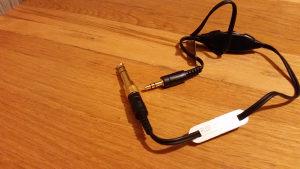 Audio jack sa pozlacenim konektorima