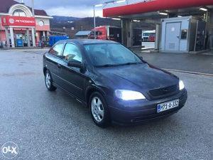 Opel Astra G Benzin-Plin