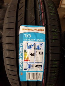 235 45 17 Tracmax TX3 R17 AKCIJA 2018 LJETNE GUME