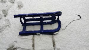 Sanke za snijeg