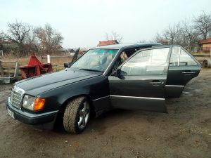 mercedes 124 200d 1990god
