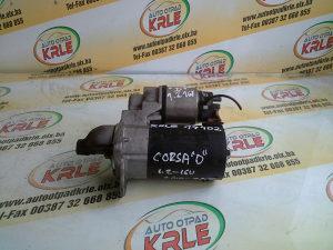 Alnaser Corsa D Korsa 1.2 16V 55566800 KRLE 14402