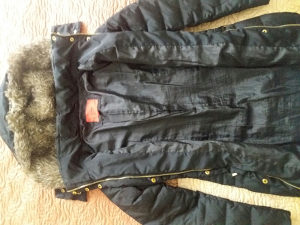 Zimska jakna Mango S