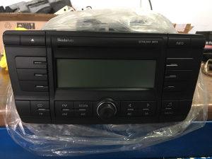 CD MP3 Škoda