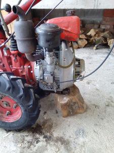 Motor za kosacicu