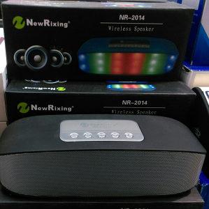 Zvučnik Bluetooth LED PULSE NR-2014