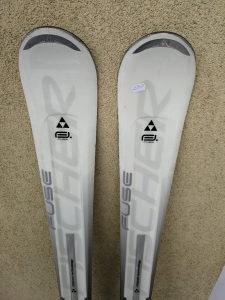 Skije FISCHER 158cm.