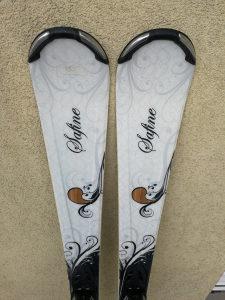 Skije FISCHER 146cm.
