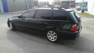BMW e46 320d facelift