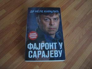 knjiga fajront u Sarajevu