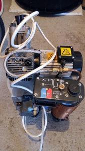 Stomatoloski kompresor zraka Durr