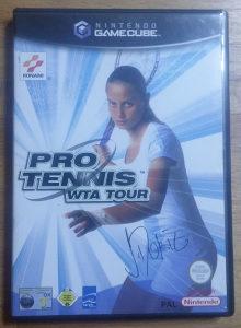 PRO TENNIS WTA TOUR - NINTENDO GAMECUBE