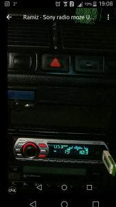 Sony Xplod cd,usb.
