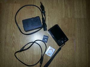 Sony cyber-shot fotoaparat