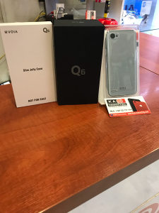 LG Q6   Gratis Silikon