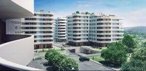 NOVOGRADNJA: Dvosoban stan 66.19 m2, Ilidža