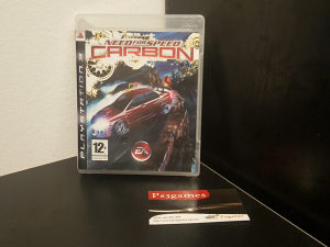 Need For Speed Carbon (PS3 - Playstation 3)