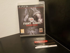 Fight Night Champion (PS3 Playstation 3)