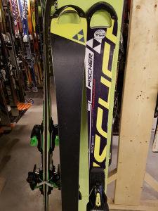 Skije Fischer RC4 SL Race 155cm