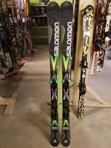 Skije Salomon XDrive FS 8.0 161cm