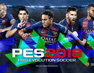 Pro Evolution Soccer 2018/PES 18/PES 2018/Steam