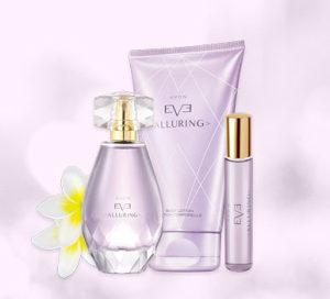 EVE Aluring SET 3/1 - Parfem 50ml +Losion +Mini Miris