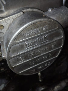 Vakum pumpa vektra b 2.0 74 kw