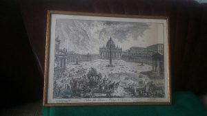 Umjetnicka slika Vatikan