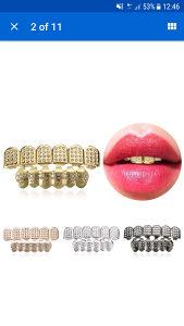 Zubni nakit/ zlatni zubi