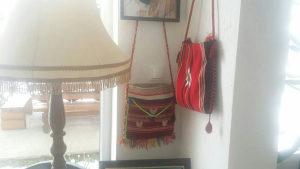 Starine antikviteti stara torba tkanica