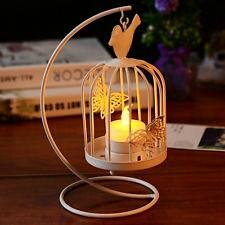 Dekorativni svijecnjak kavez
