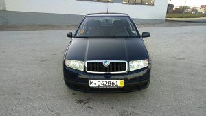 Škoda Fabia 1.4, 2003, klima, uvoz Njemačka