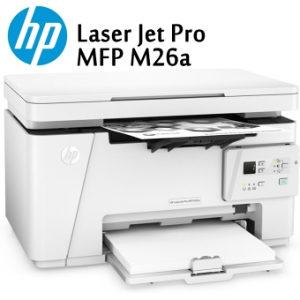 PRINTER HP LaserJet Pro MFP M26a