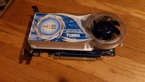 ATI Radeon  HIS HD2600Pro 512MB  DDR2