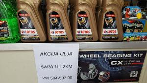 Ulje Lotos Oil 5W30