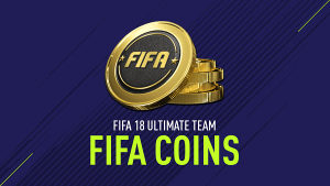 Fifa 18 coins PS4, 100k-20KM