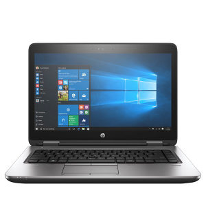 "Notebook HP ProBook 640 14"" i5 8GB 256 SSD Win10 Pro"