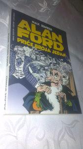 Alan Ford priče broja jedan