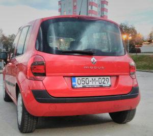 Renault Modus facelift
