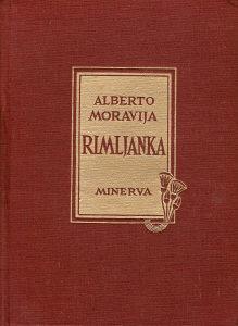 Alberto Moravija - Rimljanka
