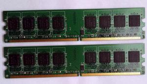 RAM Memorija 2GB DDR2 - 800 MHz