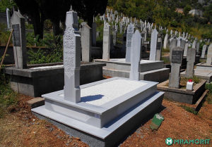Nišani i nadgrobni spomenici (mermer i granit)