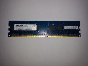 ELPIDA 1GB DDR2