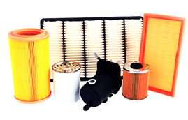 Mali servis-filteri i ulje