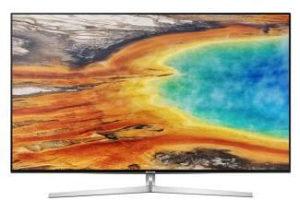 "Samsung Led TV 55"" 55MU8002 4K Smart"