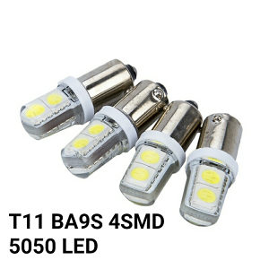 LED POZICIJE T11 BA9S
