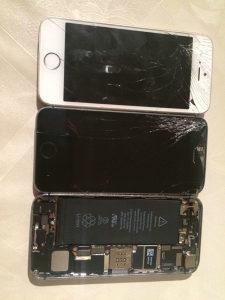 iPhone 5s dijelovi 3 komada sva 3 telefona100km