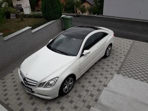 Mercedes-Benz E 350 NOVO!!! Sve provjere moguće!
