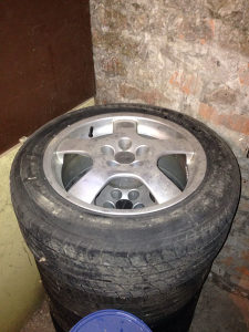 Prodajem ili mijenjam felge za dobre ljetne gume